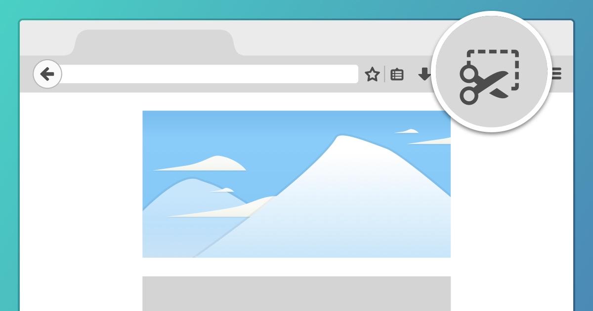 Firefox Test Pilot - Page Shot